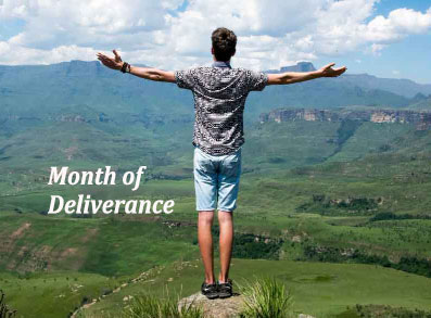 Read more about the article Month of Deliverance