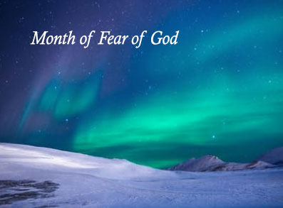 You are currently viewing Month of Fear of God
