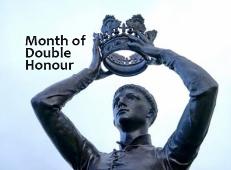 You are currently viewing Month of Double Honour