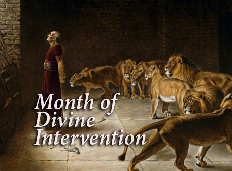 You are currently viewing Month of Divine Intervention