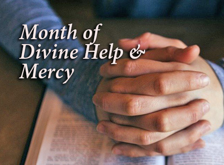 Month of Divine Help & Mercy